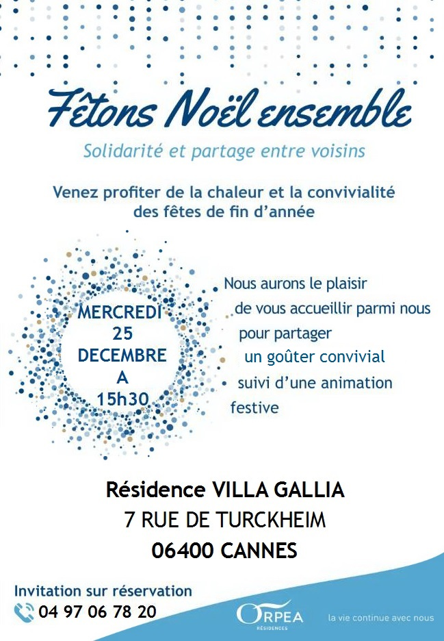 invitation noel ensemble